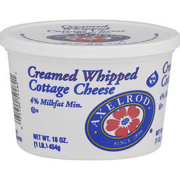 Axelrod Whipped Cottage Cheese 16 Oz