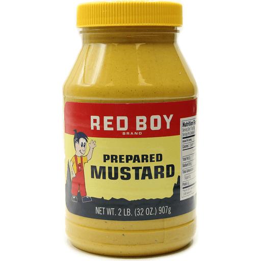 Red Boy Mustard Mustard Phelps Market