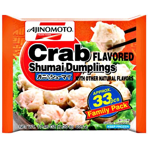 Ajinomoto Shumai Crab - 33 Pc