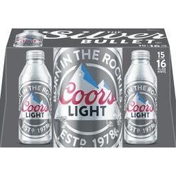 Coors Light Beer, Light