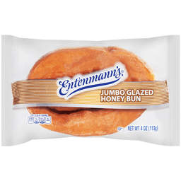 Packaged sweets desserts foodtown of washington heights entenmanns jumbo glazed honey bun publicscrutiny Choice Image