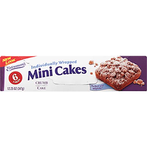Entenmanns Crumb Cake, Minis