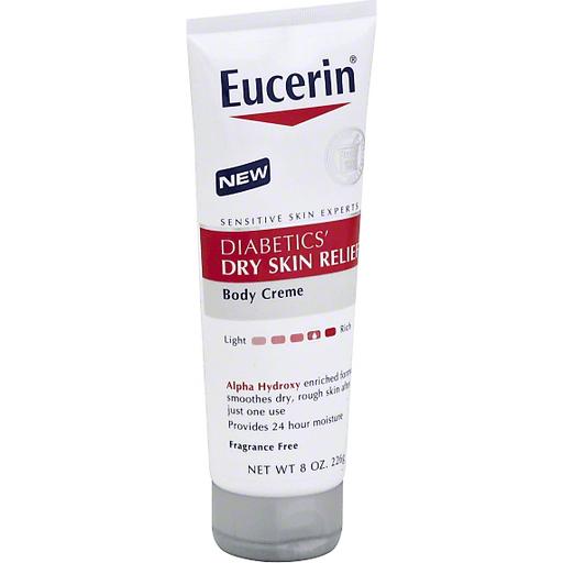 Eucerin Diabetics Dry Skin Relief Body Creme Lotion Chief Markets