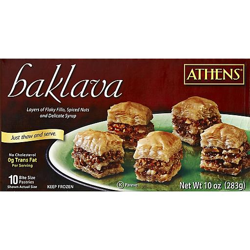 Athens Walnut Baklava Bites