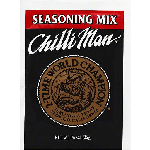 Chilli Man Seasoning Mix Gravy Sendik S Food Market