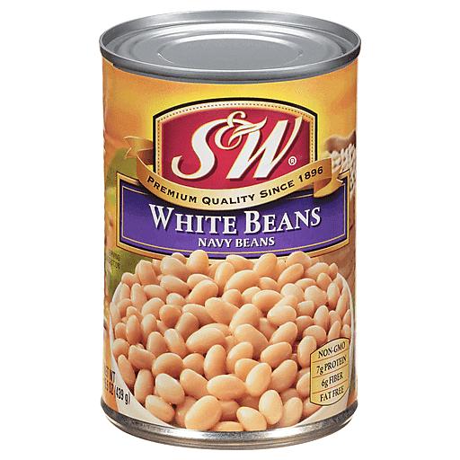 S & W Small White Beans