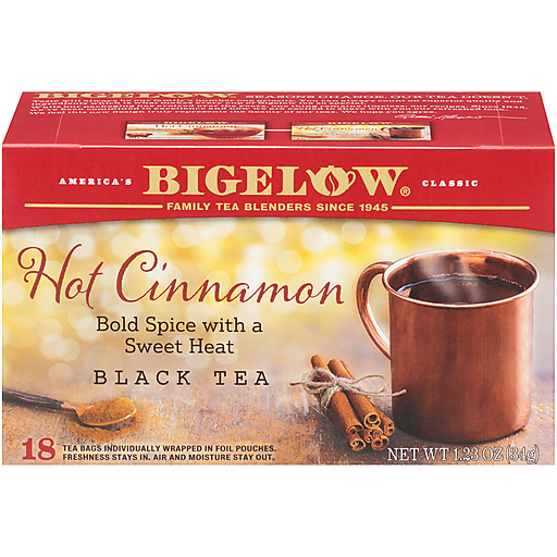 Bigelow Hot Cinnamon Tea