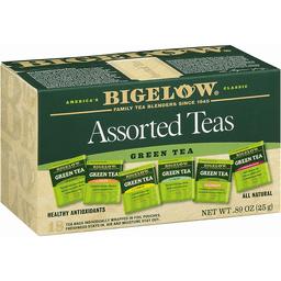 Bigelow Assorted Green Teas - 18 CT