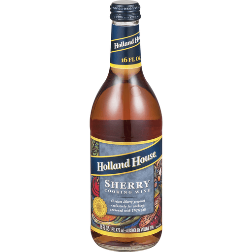 Holland House Holland House Sherry Cooking Wine - Sherry - 16 Fl oz.