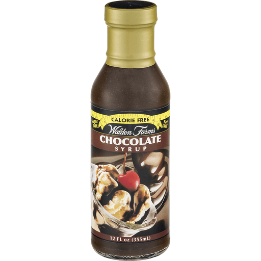 Walden Farms Syrup, Chocolate