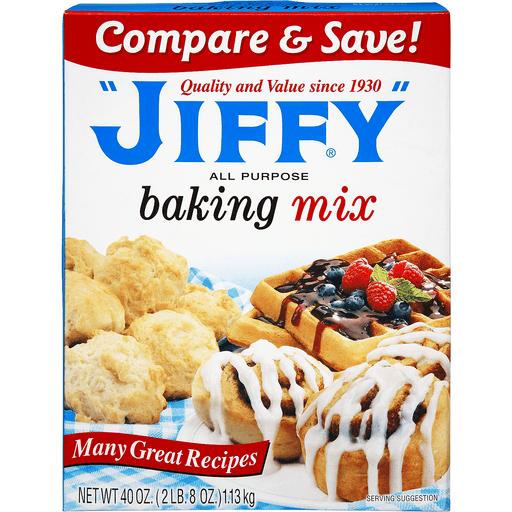Jiffy Baking Mix, All Purpose