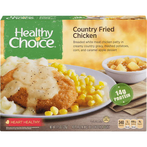 Healthy Choice Country Fried Chicken