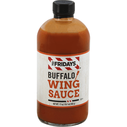 TGI Fridays Buffalo Wing Sauce   Frick