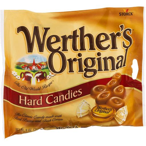 Werthers Original Hard Candies, Caramel