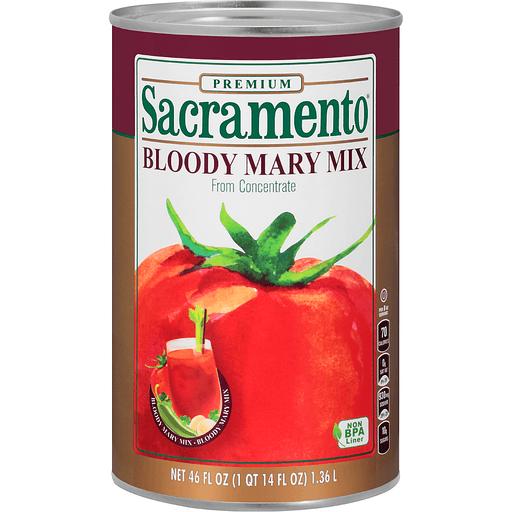 Sacramento Bloody Mary Mix
