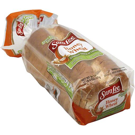 Sara Lee Bread, Honey Wheat | Ptacek's IGA