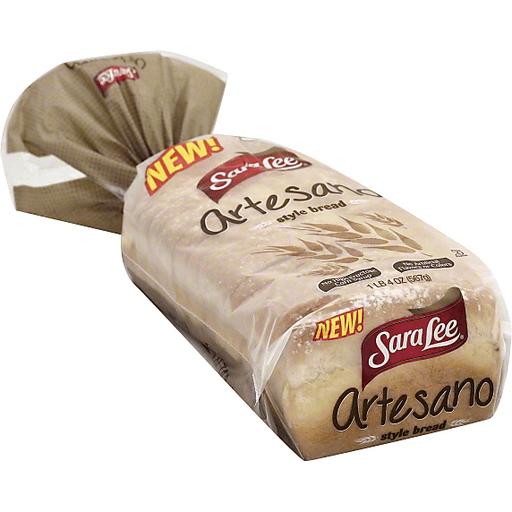 Sara Lee Artesano Bakery Bread | The