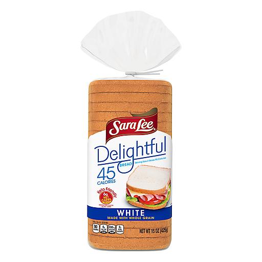 Sara Lee Whole Grain Delighful White Bread