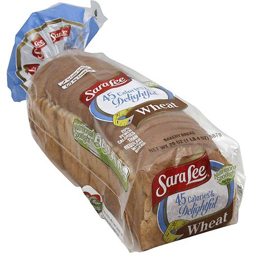 Sara Lee Bread, Delightful Wheat | Shop