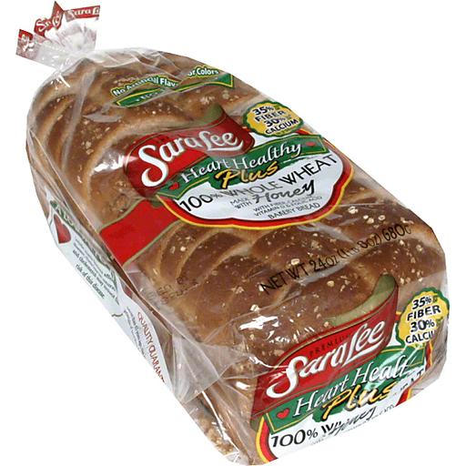 Heart Healthy Plus Bakery Bread