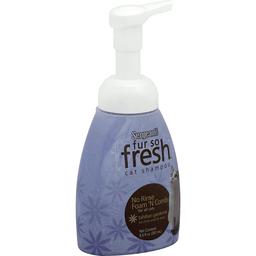 Sergeants Fur So Fresh Cat Shampoo No Rinse Foam N Comb Tahitian Gardenia Valumarket