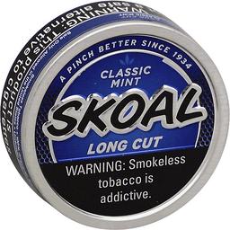 Skoal Ready Cut Mint