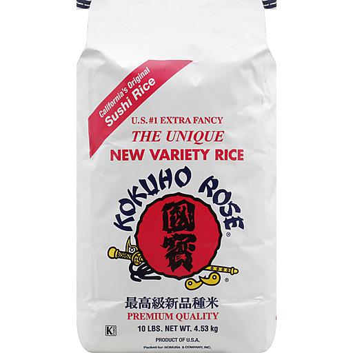 Kokuho Rice Kokuho Rose