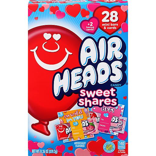 Air Heads Sweet Shares Valentine Exchange