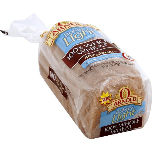 Arnold 100% Wheat Bread   Green Way Markets