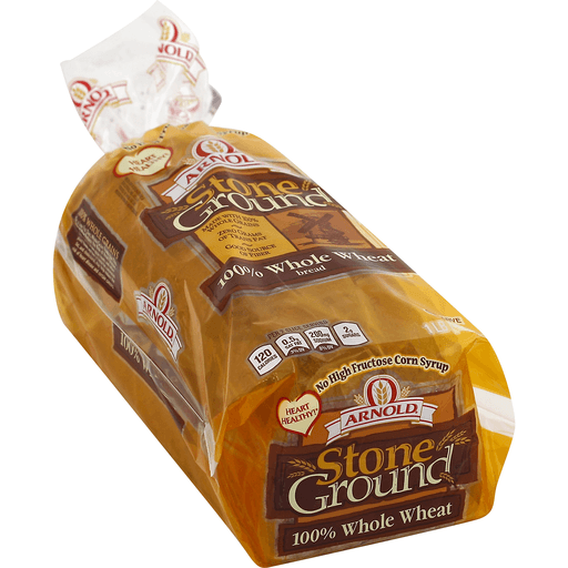 ARNOLD Stone Ground 100% Whole Wheat