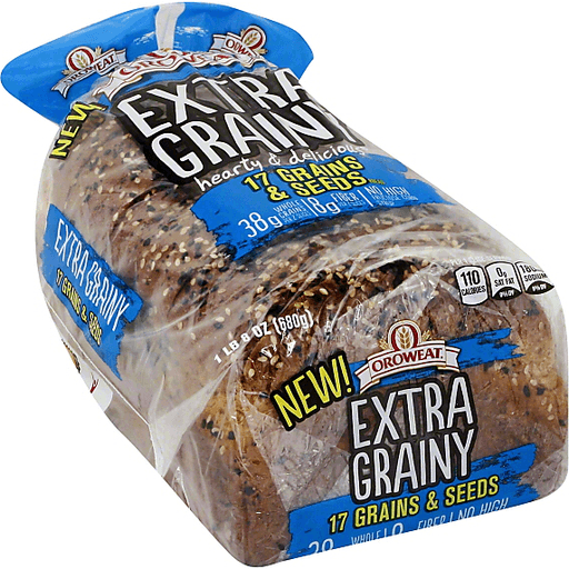 Arnold Extra Grainy Bread 17 Grains & Seeds