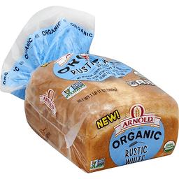 Arnold Bread, Organic, Rustic White