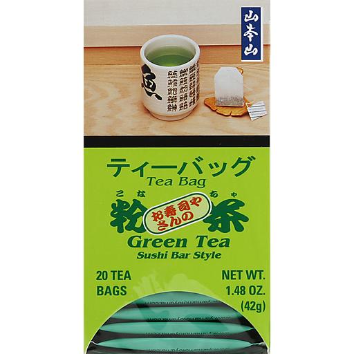 Yamamotoyama Sushi Powder Tea