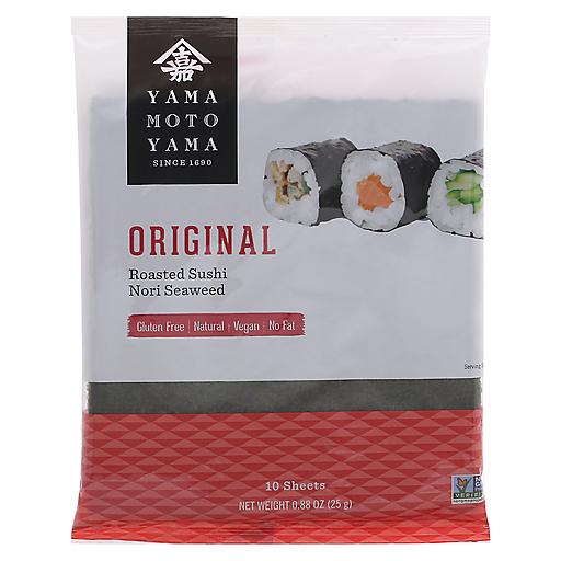 Yamamotoyama Seaweed Sushinori-Original