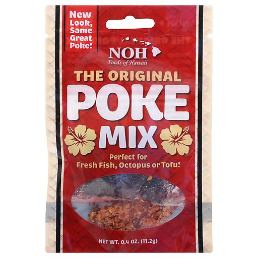 Noh Hawaiian Poke Mix