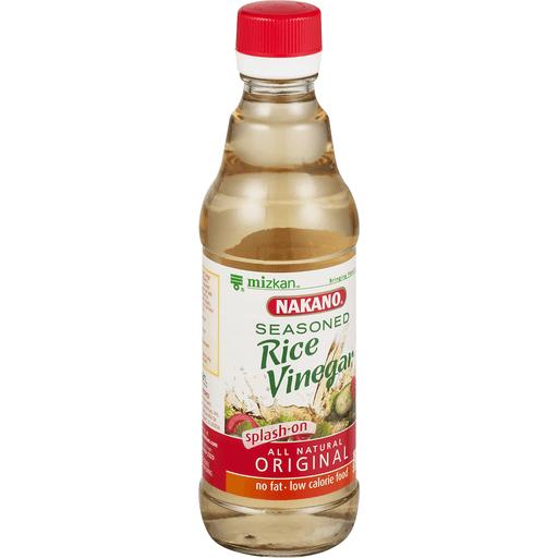 Mizkan Vinegar, Rice, Seasoned, Original