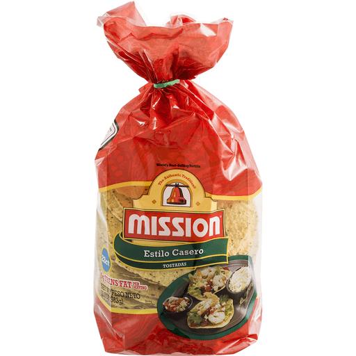 Mission Tostadas, Estilo Casero