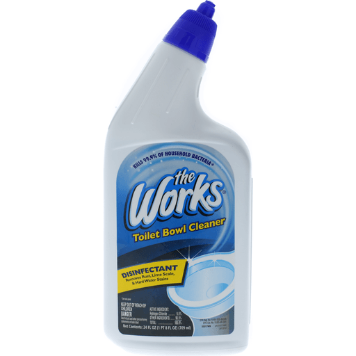 The Works Cleaner Bowl