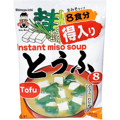 Shinshuichi Tofu Miso Soup - 8 Pk