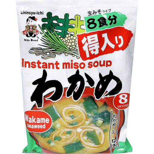Shinshuichi Miso Wakame Soup - 8 Pk