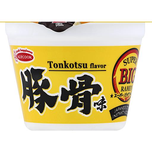Ace Cook Super Big Tonkotsu Ramen Bowl
