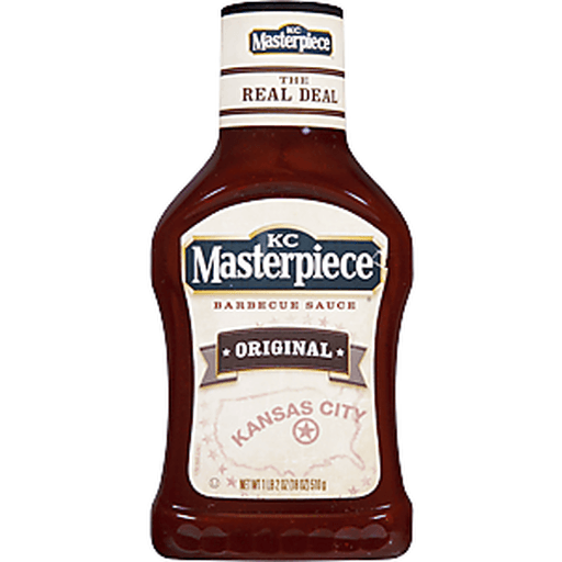 KC Masterpiece Barbecue Sauce, Original