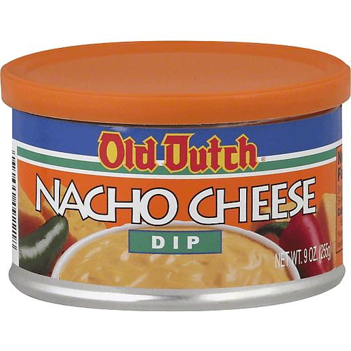 Old Dutch Dip, Nacho Cheese