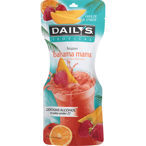 Daily's Frozen Cocktail Bahama Mama
