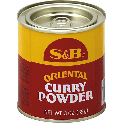 S & B Curry Powder