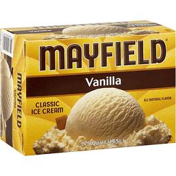 Mayfield Ice Cream Classic Vanilla