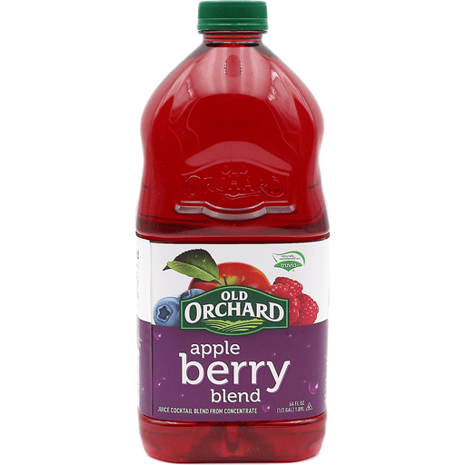 Old Orchard Apple Berry Blend