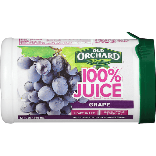 Old Orchard 100% Juice, Grape
