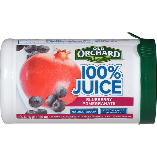 Old Orchard 100% Juice, Blueberry Pomegranate