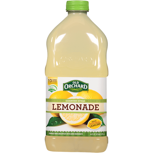 Old Orchard Lemonade, Country Style